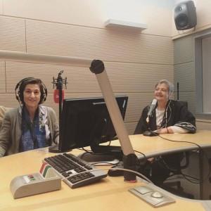 Entrevista en Radio 5