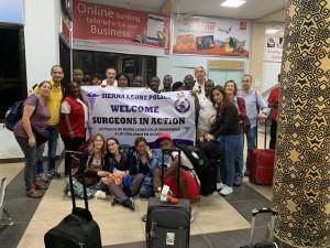 Foto 1 Misión Sierra Leona